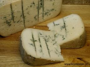 Kozí sýr s ušlechtilou plísní