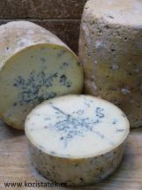 Francouzský sýr s modrou plísni